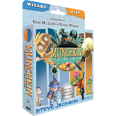 Munchkin Collectible Card Game Wizard & Bard Starter Set
