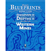 0one's Blueprints: Dwarven Depths - Western Mines