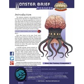 Monster Brief: Masters