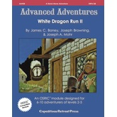 Advanced Adventures #38: White Dragon Run II