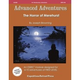 Advanced Adventures #40: The Horror of Merehurst