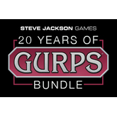 Twenty Years of GURPS Bundle