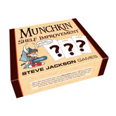 Munchkin Shelf Improvement