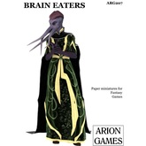 Paper Miniatures: Brain Eaters Set