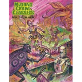 Mutant Crawl Classics Role Playing Game