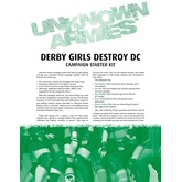 Derby Girls Destroy DC
