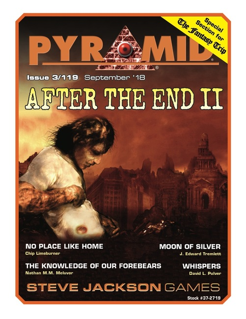 GURPS News Archives