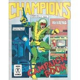 Champions Campaign Book (3rd Edition)
