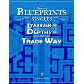 0one's Blueprints: Dwarven Depths - Trade Way