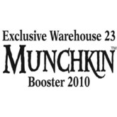 Exclusive Warehouse 23 Munchkin Booster 2010