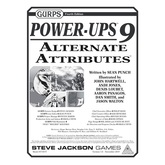 GURPS Power-Ups 9: Alternate Attributes