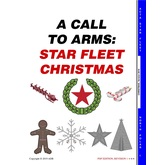 A Call to Arms: Star Fleet Christmas Ship Roster Pack