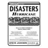 GURPS Disasters: Hurricane