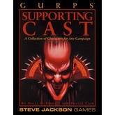 GURPS Classic: Supporting Cast