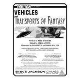 GURPS Vehicles: Transports of Fantasy