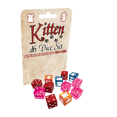 Kitten d6 Dice Set