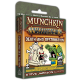 Munchkin Warhammer Age of Sigmar: Death and Destruction