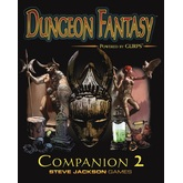 Dungeon Fantasy Companion 2