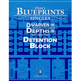 0one's Blueprints: Dwarven Depths - Detention Block