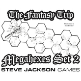 The Fantasy Trip Megahexes Set 2