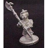 Off the Wall Armies: Highlander Badger Commoner with Lochaber Axe