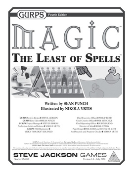 Gurps_magic_the_least_of_spells