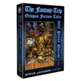 The Fantasy Trip: Octopus Fortune Teller 500 Piece Puzzle