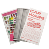Car Wars Expansion Set 3 - East Midville