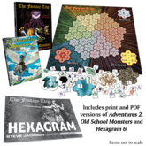 Hexagram #6 Ultimate Bundle