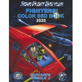 Star Fleet Battles: Module J - Fighters! SSD Book (Color) 2020