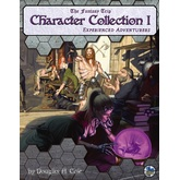 Character Collection 1 - Experienced Adventurers