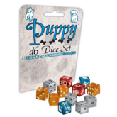 Puppy d6 Dice Set