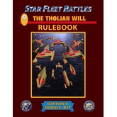 Star Fleet Battles: Module R4T - The Tholian Will Rulebook
