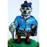 Off the Wall Armies: Highlander Badger Chieftain
