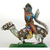 Off the Wall Armies: Otterman Light Cavalry Bowman