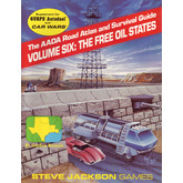 AADA Road Atlas V6: The Free Oil States