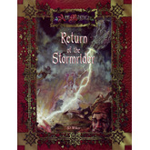 Ars Magica: Return of the Stormrider