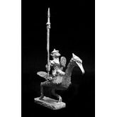 Off the Wall Armies: Highlander Badger Heavy Cavalry Lancer