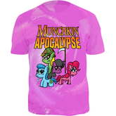The Four Horsies of the Apocalypse T-Shirt