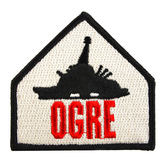 Ogre White Patch