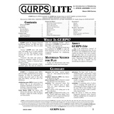 GURPS Lite (Fourth Edition)