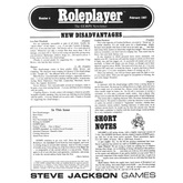 Roleplayer #04