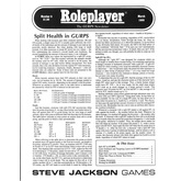 Roleplayer #09