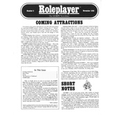 Roleplayer #03