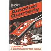 Autoduel Quarterly #1/1
