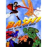 Basic Action Super Heroes Role-Playing Game