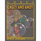 GURPS Casey & Andy