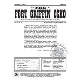 Fort Griffin Echo - Volume 1, Number 2