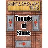Fantasyscape Tiles: Temple of Stone