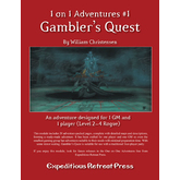 1 on 1 Adventures: Gambler's Quest